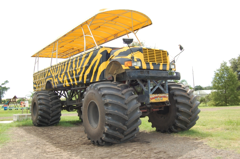 World's largest 4x4 (H. Juhl)