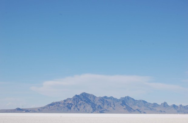 Great Salt Flats Utah