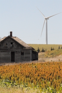Smoky Hills wind farm photo courtesy of Enel Green Power.