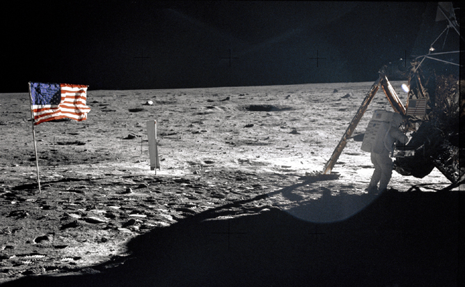 armstrong moon nasa