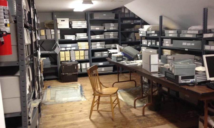 cumberland museum archives