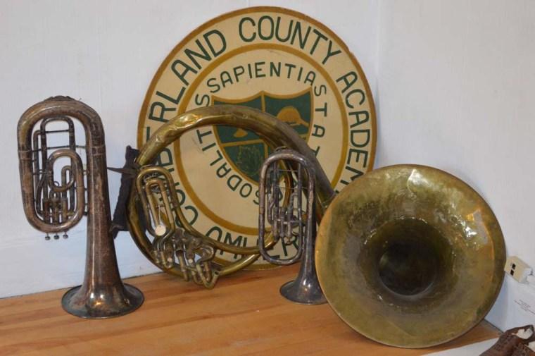 instruments cumberland museum