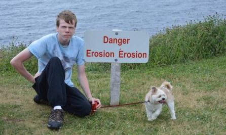 cape breton highlands park erosion
