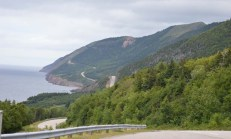cape breton highlands park road