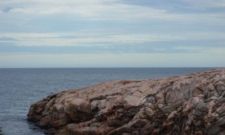 cape breton highlands park rock
