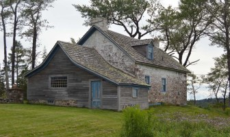 Minister's Island was named for Reverend Andrews, an Anglican parson who lived in this home in the 1790s. The island remained mostly in the hands of Andrews'descendants until the sale to Van Horne in 1891, according to davidsullivan.ca, an impressive resource for all things Minister's Island.