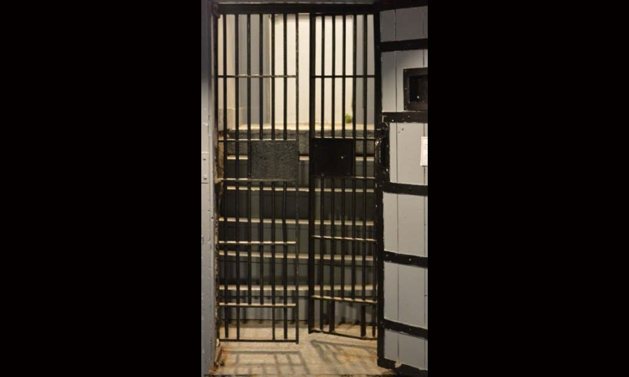 york county jail execution door