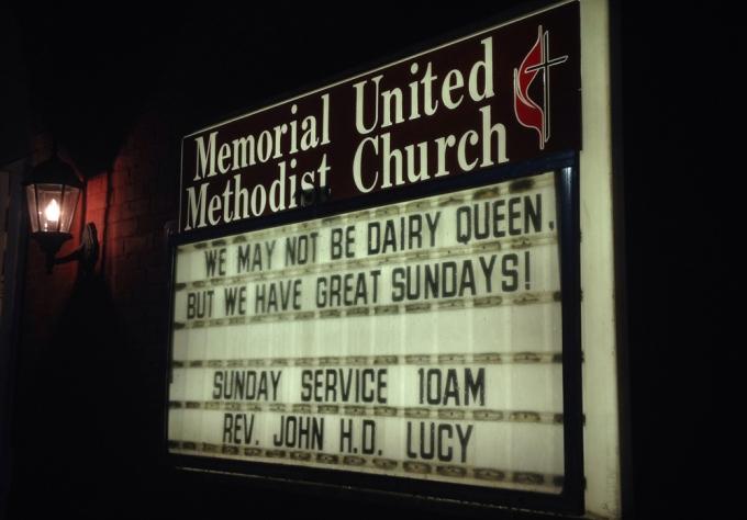 memorial united methodist church swanton