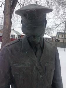 Alton C. Parker, Canada's first black detective.