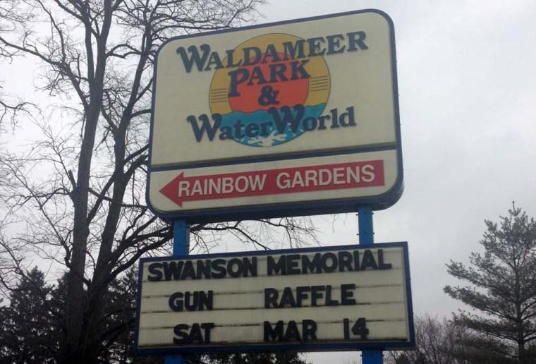 waldameer park rainbow gardens