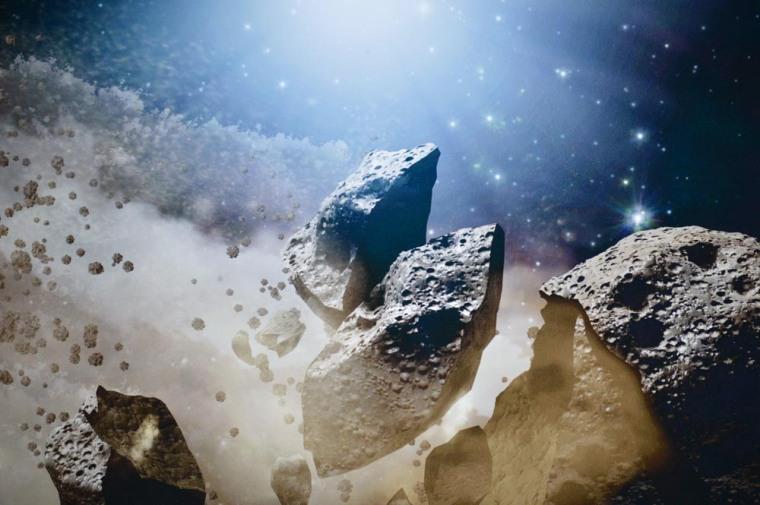 nasa goddard meteor