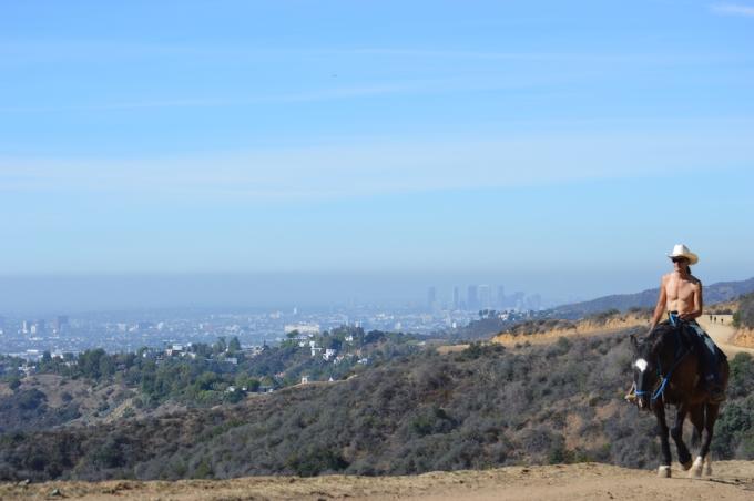 Hollywood Sign LA02