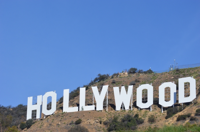 Hollywood Sign LA06