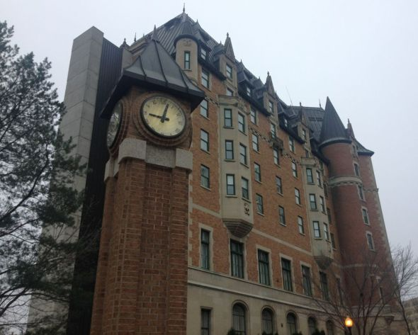 saskatoon bessborough hotel
