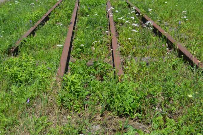 amherst rail switch