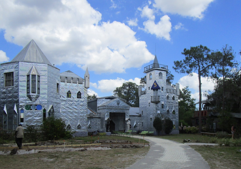 Solomon's Castle is hidden away in Ona, Florida.